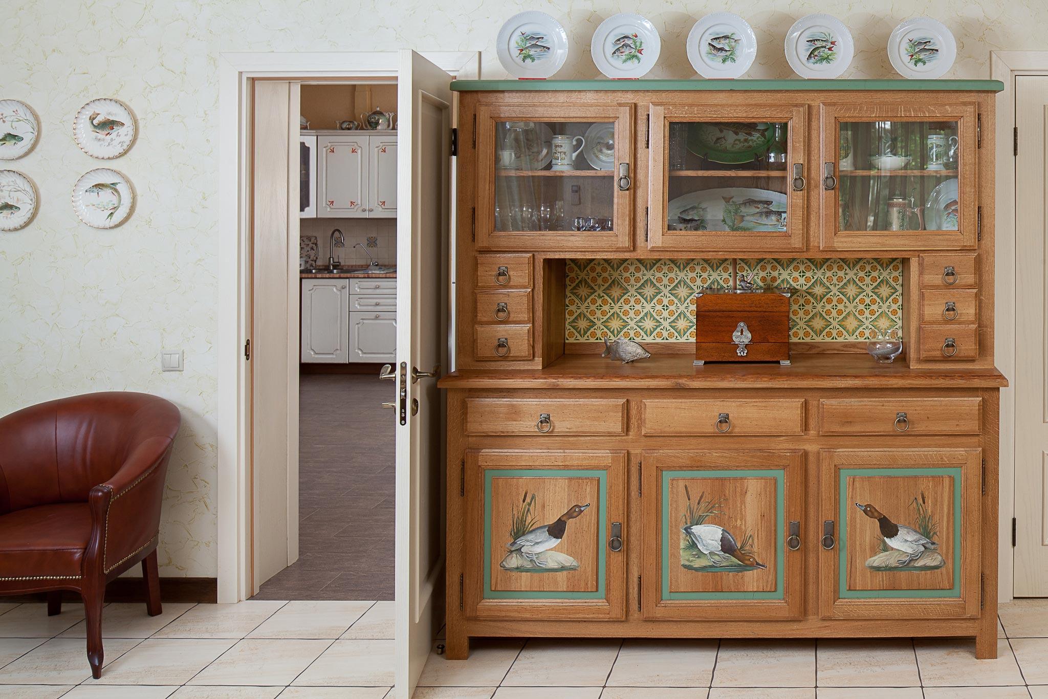 Советская мебель в современном интерьере: варианты 30