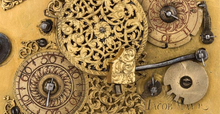 Часовое искусство. Часы XVI – XVII вв. в собрании Эрмитажа