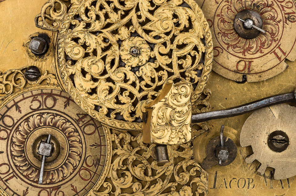Perfect Timing. Sixteenth — and Seventeenth — century Clocks in the Hermitage